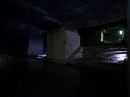 大谷石地下採掘場跡26