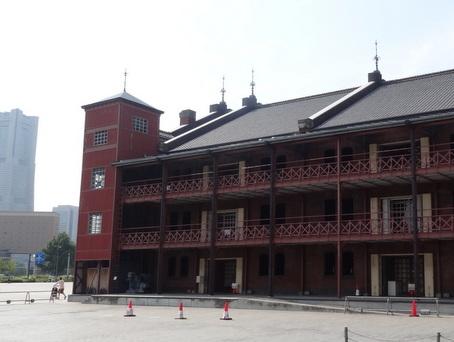 横浜赤レンガ倉庫04