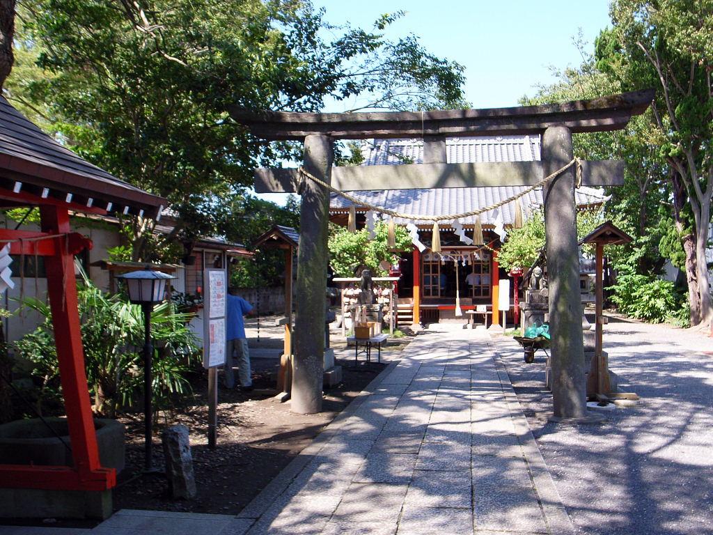 上町八坂神社