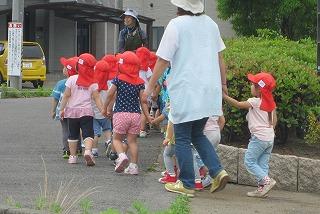 園児たち②