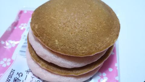 桜香るパンケーキ (2)