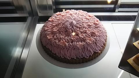 グランジュール桜モンブラン (1)