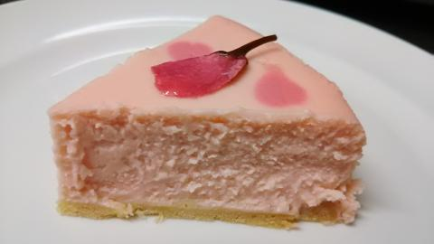 レジーナ桜チーズケーキ (8)