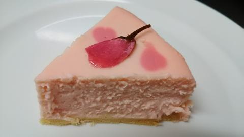 レジーナ桜チーズケーキ (9)