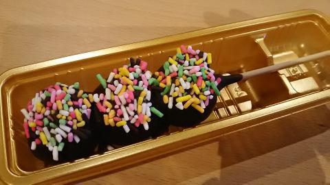 チョコだんご (1)