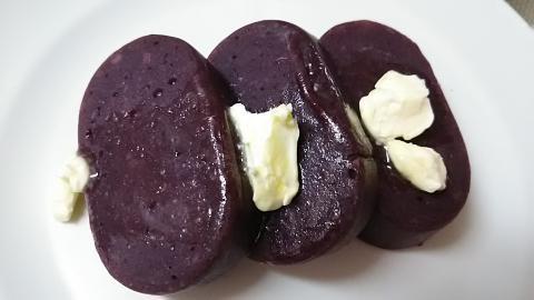 紫いもこっぱもち (6)