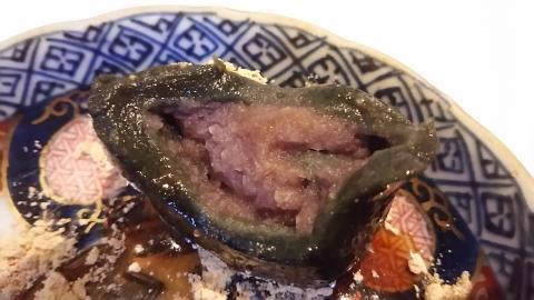たすき生麩餅 (2)