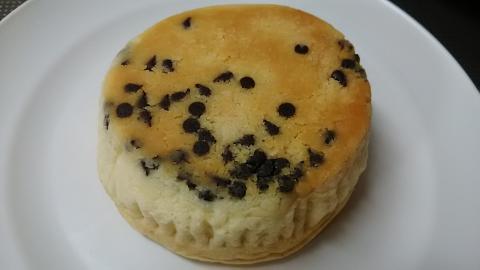 ザクザクチョコチップクッキーパン (2)