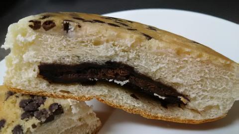 ザクザクチョコチップクッキーパン (3)