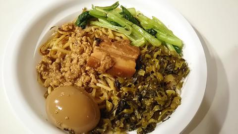 ルーロー麺 (1)
