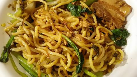 ルーロー麺 (2)