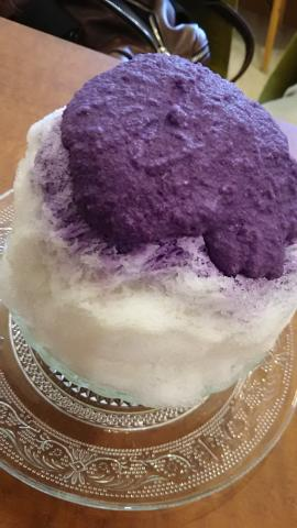 がるる氷紫いも (2)
