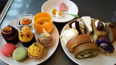 ホテルニューオータニ大阪ハロウィンビュッフェ (2)