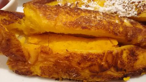 サラベスパンプキンフレンチトースト (3)