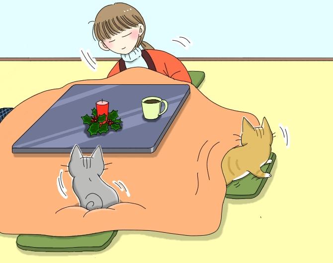2017 猫友日めくりカレンダー 3