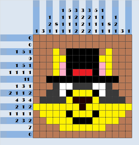 picross answer