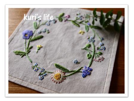 160415(布もの)花ドイリー3