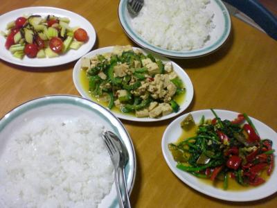 最近の食事②