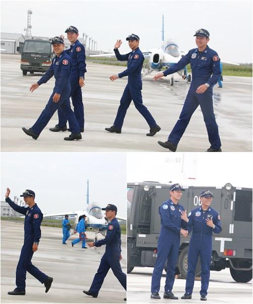パイロット達