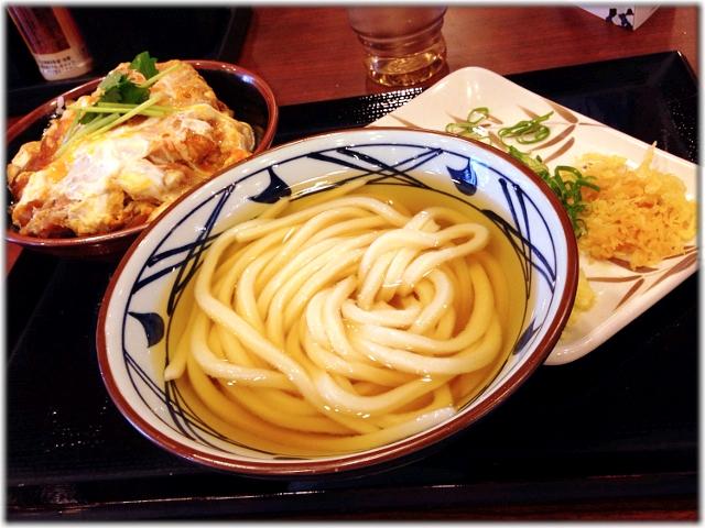 丸亀製麺 新宿文化クイントビル店3