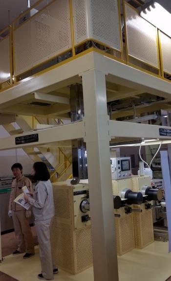 マルチフィラメント製造装置