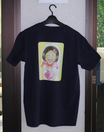福祉Tシャツ1