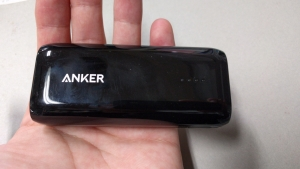 Anker充電器比較3