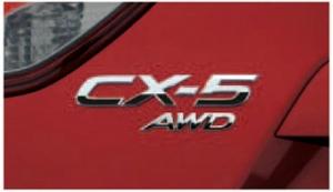 cx-5エンブレム