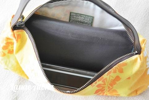 長財布が入るロングバッグ