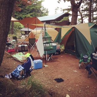 キャンプ28年③