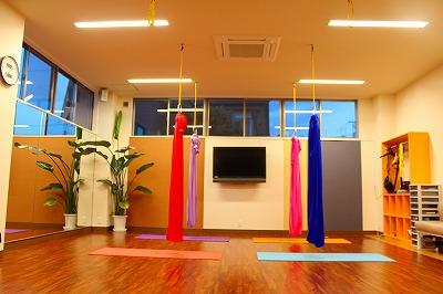 トレーニングスタジオ『OASIS』内観写真・遠藤・樋口モデル (280)