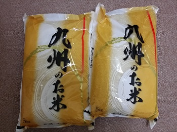 九州のお米