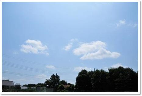 空 お天気