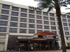 【旅行記】 シャトルバスで行けるサンフランシスコ空港近くのホテル「THEWESTINSANFRANCISCOAIRPORT」♪