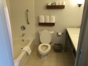 【旅行記】 クリーブランドにあるホテル「HiltonGardenInnCleveland/Twinsburg」に宿泊した♫