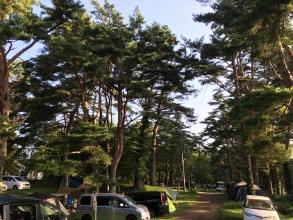 8月連休(お盆休み)の松原湖高原オートキャンプ場の混雑!