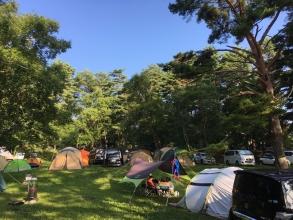 松原湖キャンプでは、「八峰の湯」にも負けない!「小海りえっくすの星空の湯」に行くべし♪