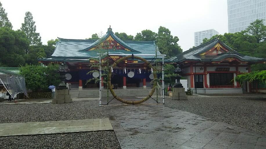 山王日枝神社1