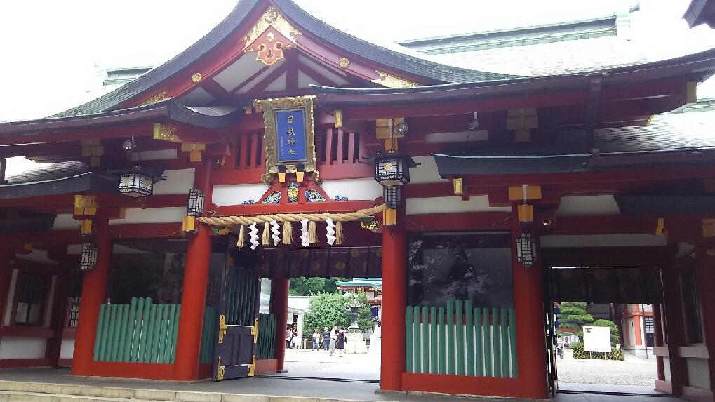 山王日枝神社0624 4