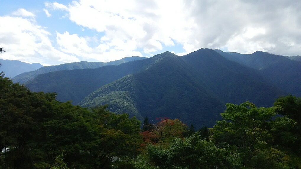 三峯神社 眺望