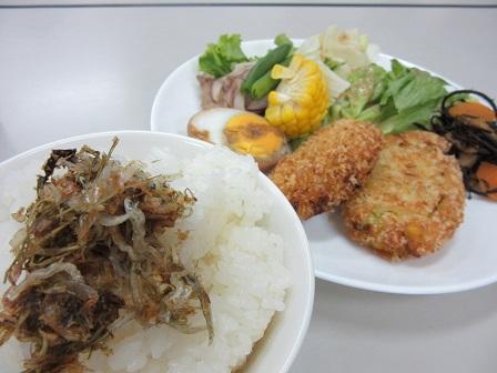 大豆コロッケ