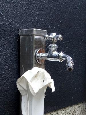 Inoガーデン用水栓1604