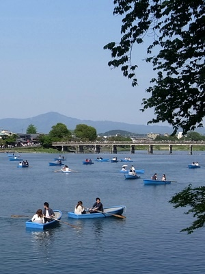 嵐山ボート1605
