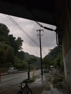 峠ゲリラ雨1607