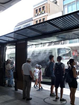 京都市バス停ミスト1607