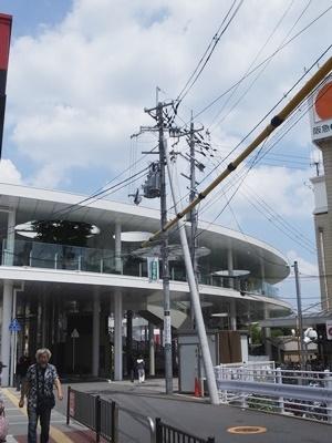 JR茨木駅1608