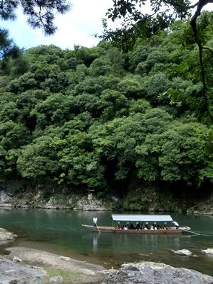 嵐山桂川1608