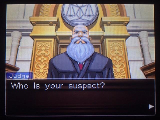 逆転裁判 北米版 真犯人その名はフォン・カルマ8
