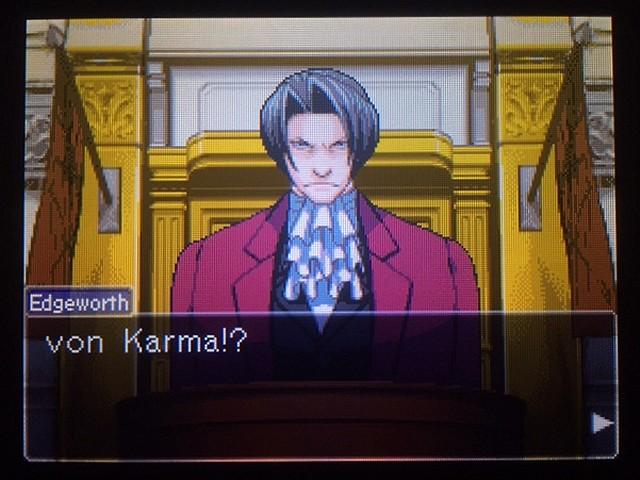 逆転裁判 北米版 真犯人その名はフォン・カルマ13