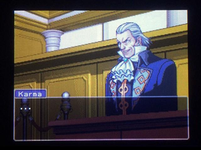 逆転裁判 北米版 真犯人その名はフォン・カルマ14